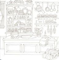 doodles adult coloringcoloring bookscoloring