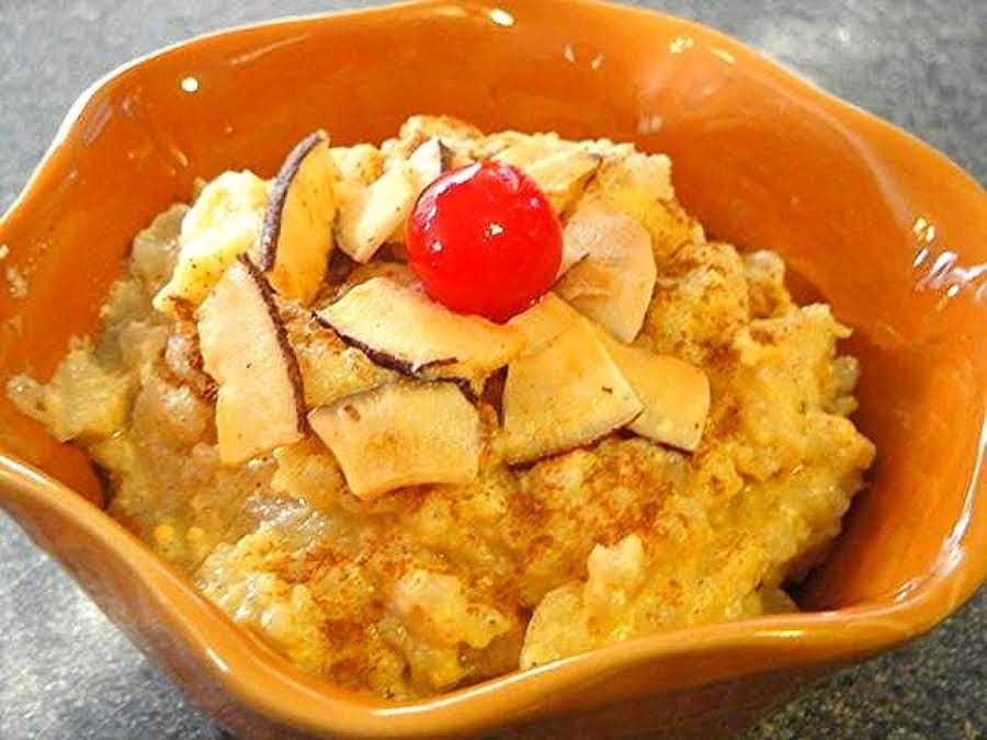 Slowcooker Pineapple Rice Pudding | Recipe | Rice pudding ...