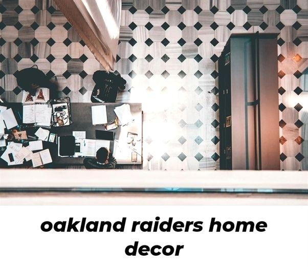 Oakland Raiders Home Decor 668 20181029165956 62 Home Decor Games
