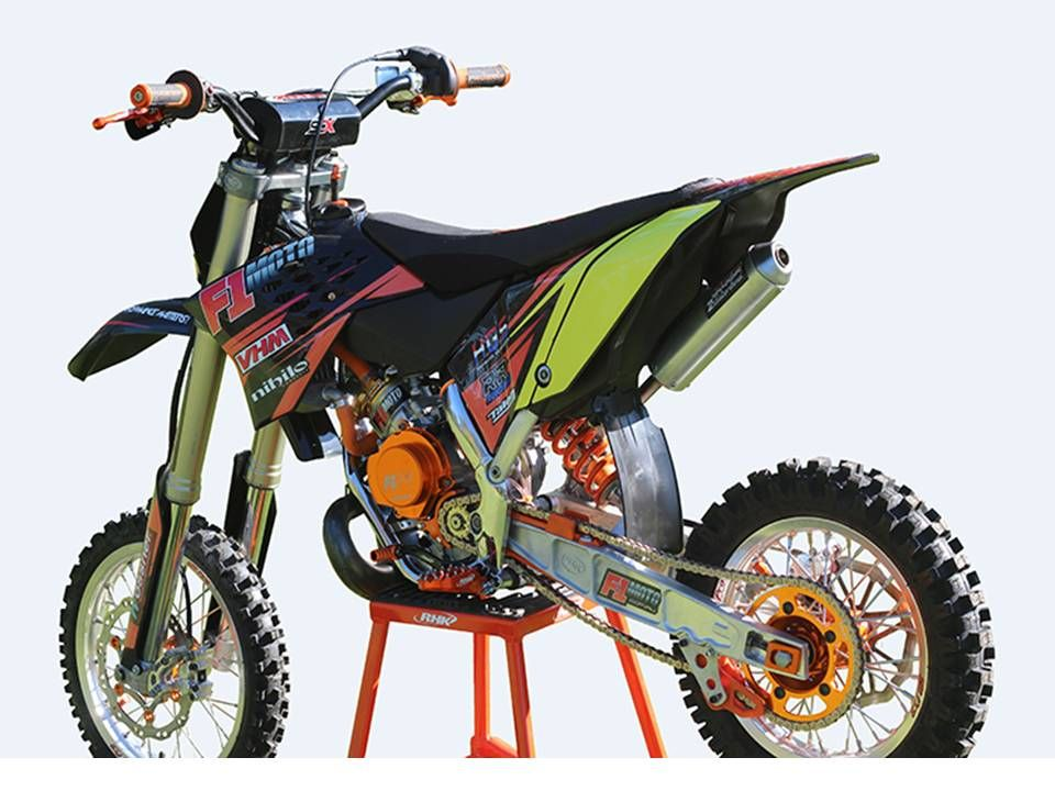 Ktm Replacment Plastic