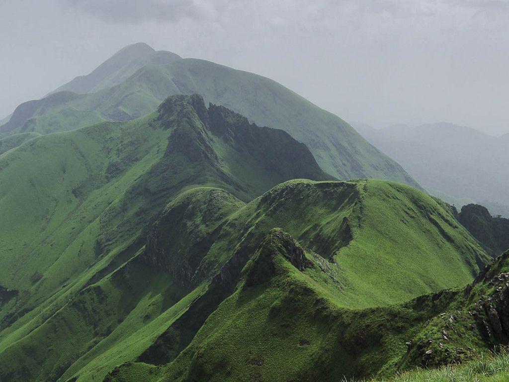 Mount Richard-Molard AKA Mount Nimba, Liberia, Mountain in Africa ...