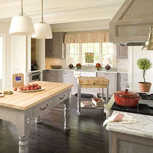 Cottage Style Kitchen Pendant Lights