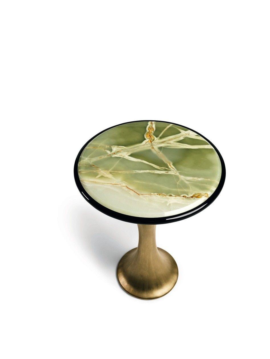 Runder Couchtisch Aus Marmor Kenaz By Visionnaire Couchtisch Rund Couchtisch Tisch