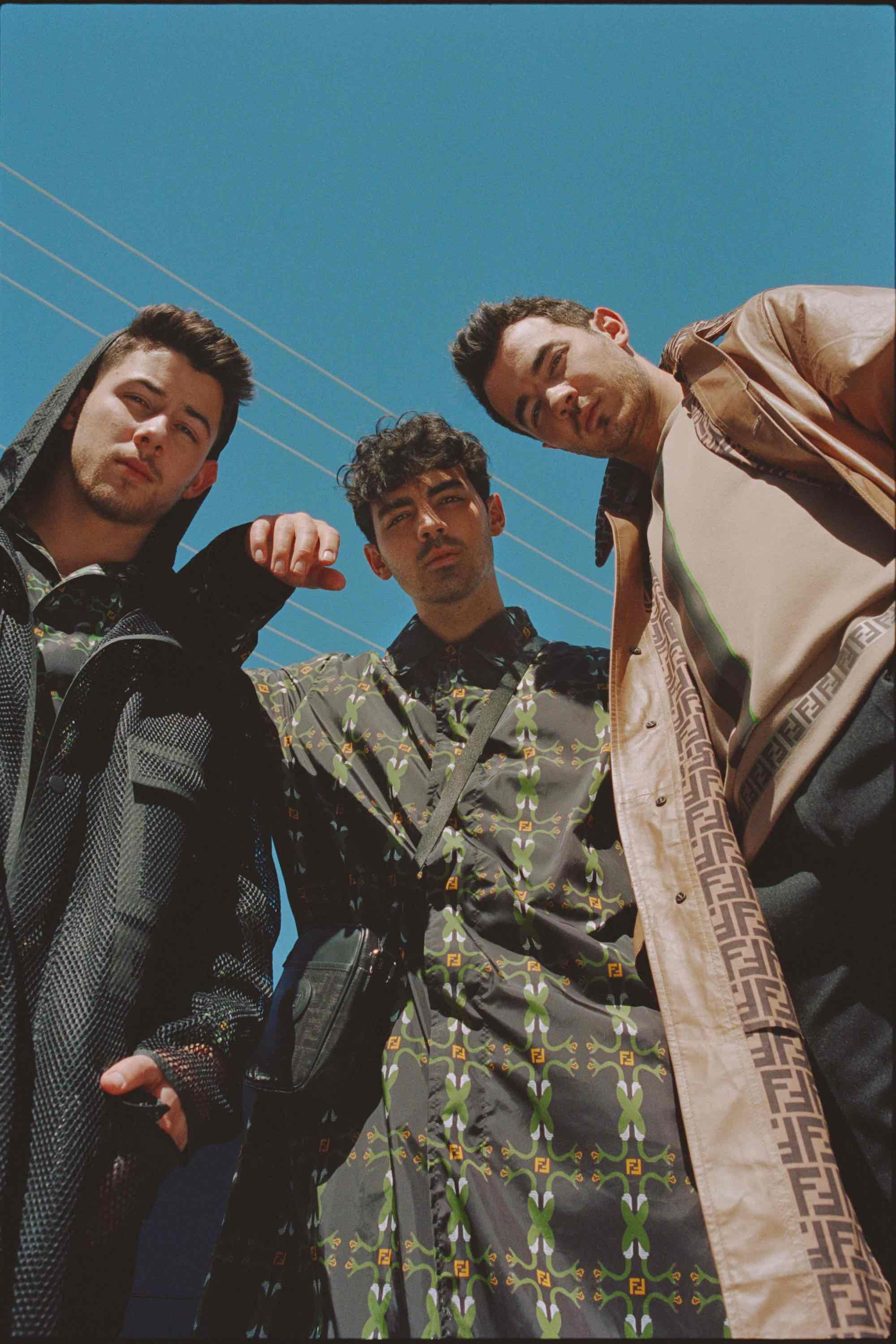 Summer 2019 Cover Stars Jonas Brothers On The Next Chapter Jonas Brothers Jonas Joe Jonas