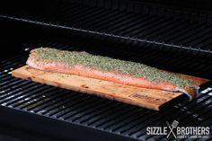 Auf dem Smoker benötigt der Lachs etwa 25 Minuten | Recipes