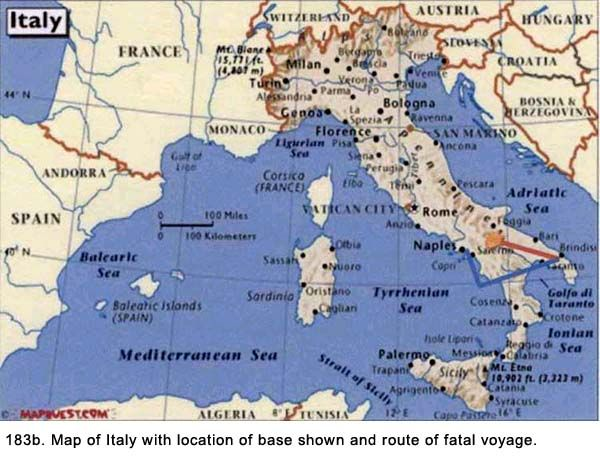 Map of italy the second world war pinterest map of italy gumiabroncs Gallery