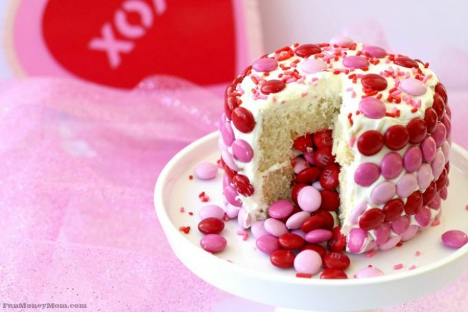 This traditional red velvet cake with ermine frosting is