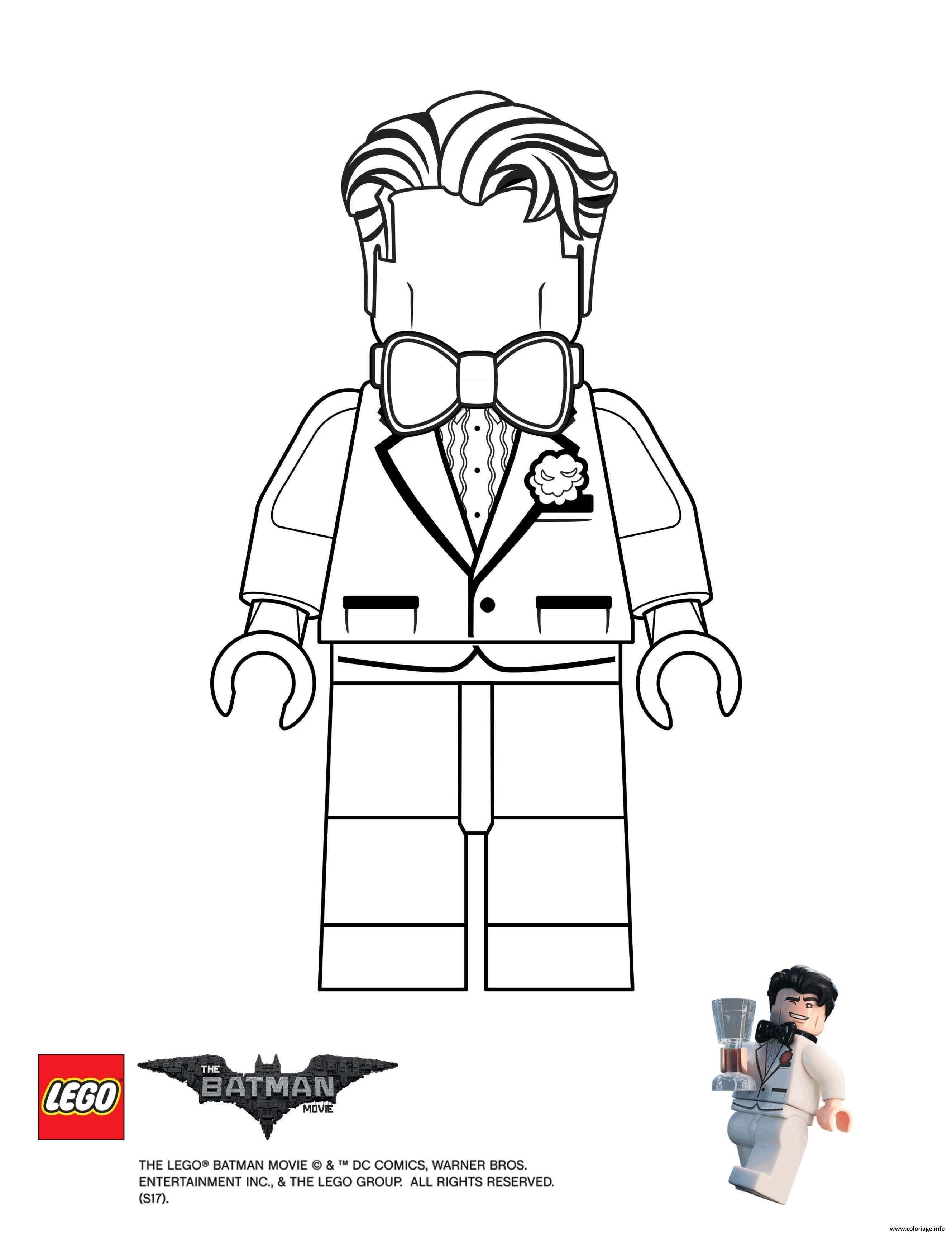 19 Das Beste Von Ausmalbilder Lego Movie  Batman coloring pages