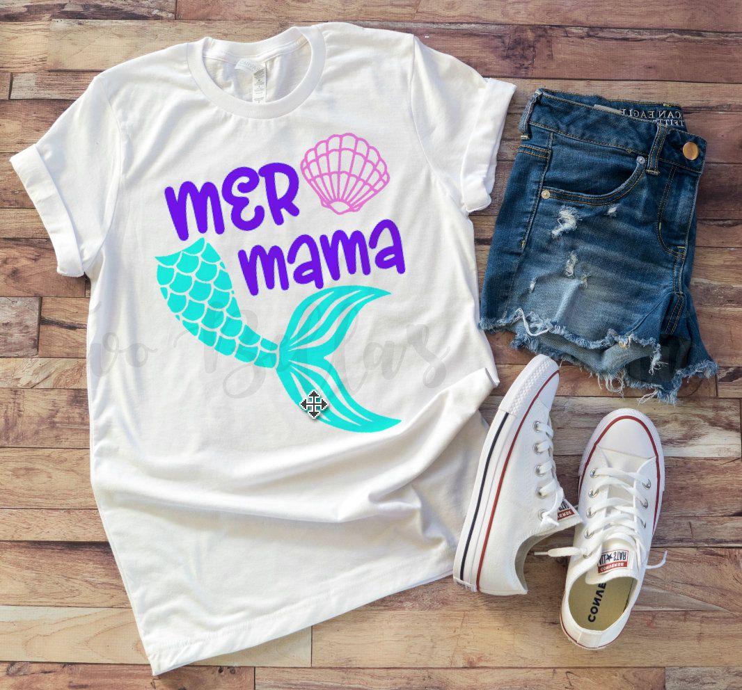 aab5664b Mermama - Mermama shirt - Mermaid Shirt - Mermaid Birthday Party - Mermaid  Birthday - Ariel Birthday Party - Mermaid Mom shirt by TwoBellasBoutique on  Etsy