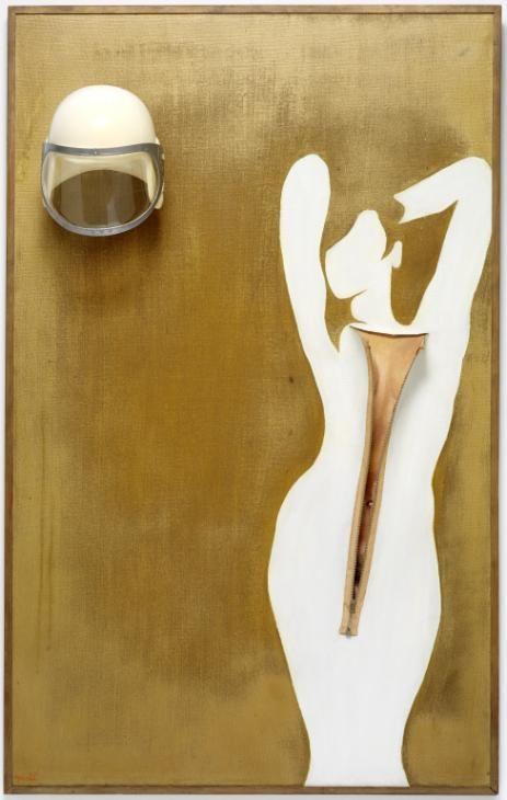 Evelyne Axell 'Valentine', 1966 © ADAGP, Paris / DACS, London
