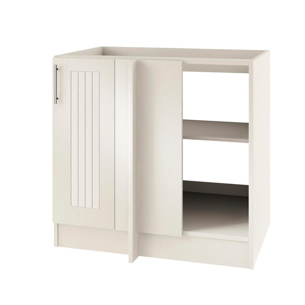 Corner base kitchen cabinet  Assembled xx in Naples Open Back Blind Outdoor Base Corner