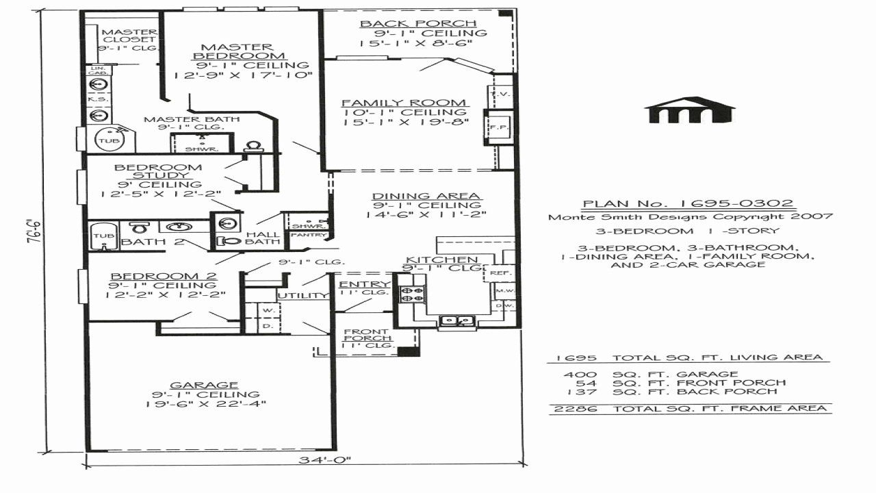 28 X 40 House Plans Beautiful Best E Story House Plans E Story Narrow House Plans In 2020 Narrow Lot House Plans House Plans One Story Narrow Lot House