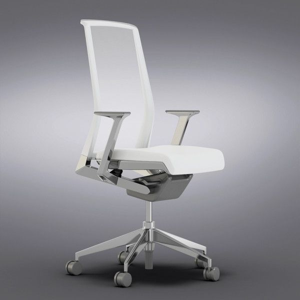 crate barrel - white max - Crate and Barrel - Haworth Very White Task Chair... by Vizmode & crate barrel - white max - Crate and Barrel - Haworth Very White ...