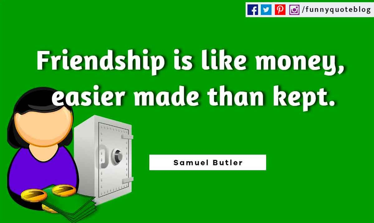 Quotes About Money And Friendship 40 Funny Friendship Quotes For Your Craziest Friends  Funny