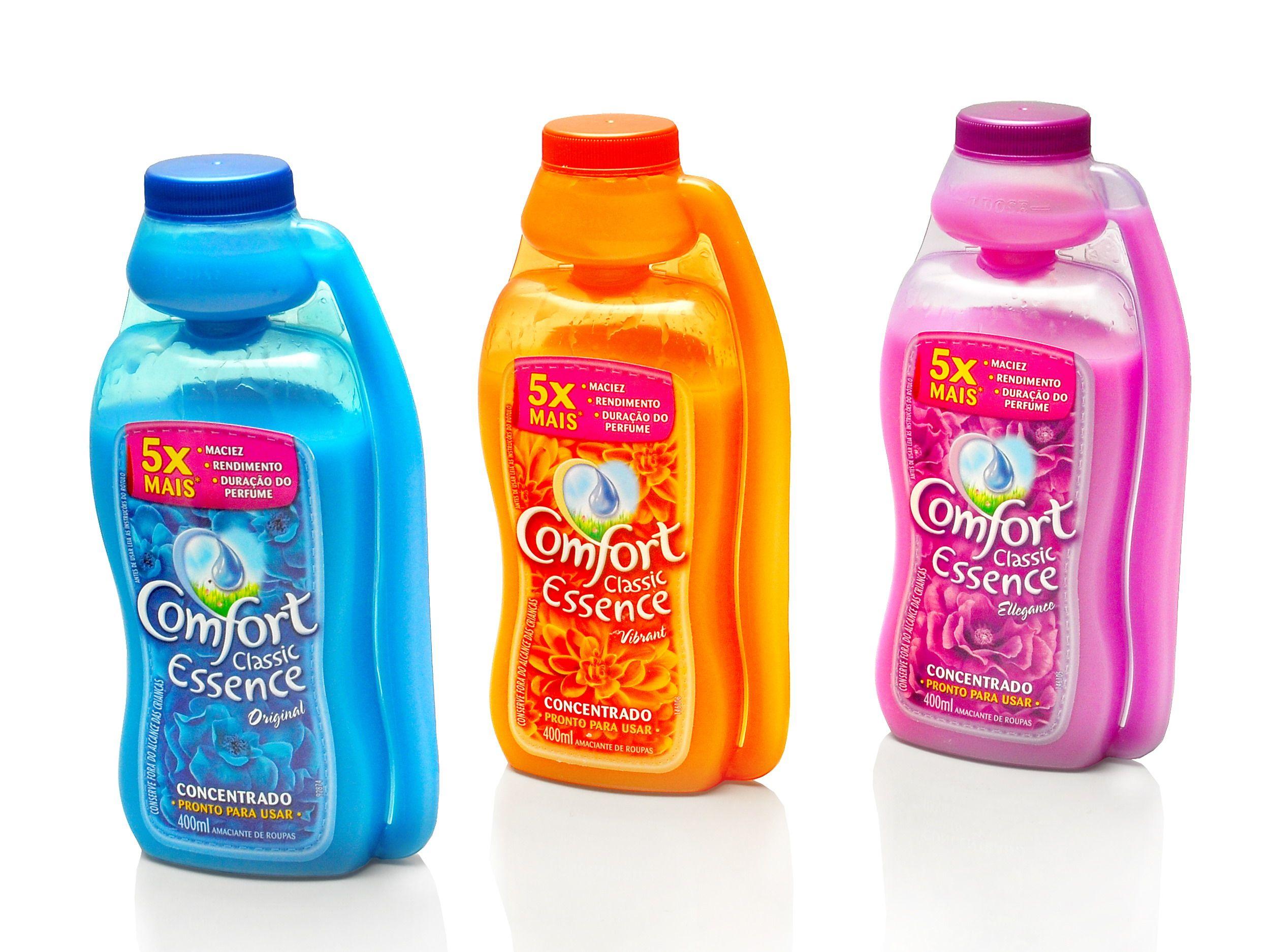 Comfort Laundry Detergent Brazil Produtos De Limpeza Limpeza