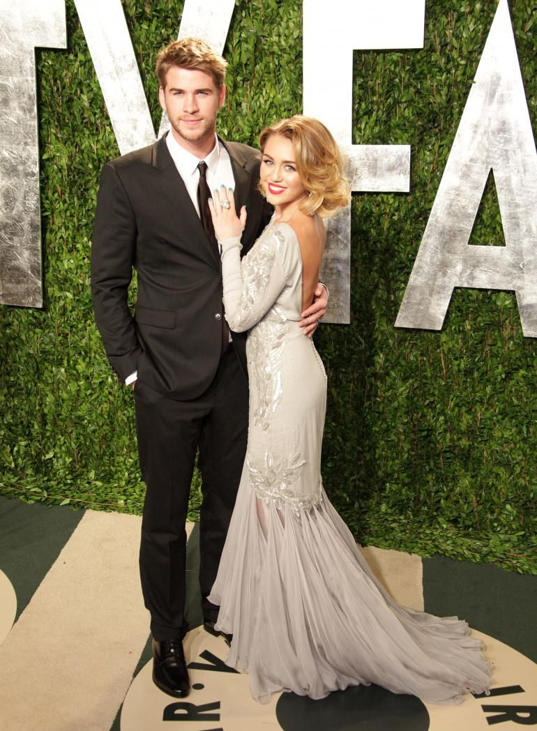 Miley Cyrus Liam Hemsworth Married Already New Reports Claim Wedding Hened