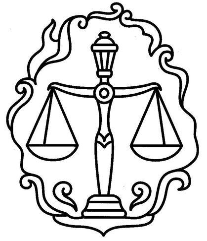 Mandala Sterrenbeelden Kleurplaten.Kleurplaat Sterrenbeeld Weegschaal Kleurplaat Zodiac Tattoos