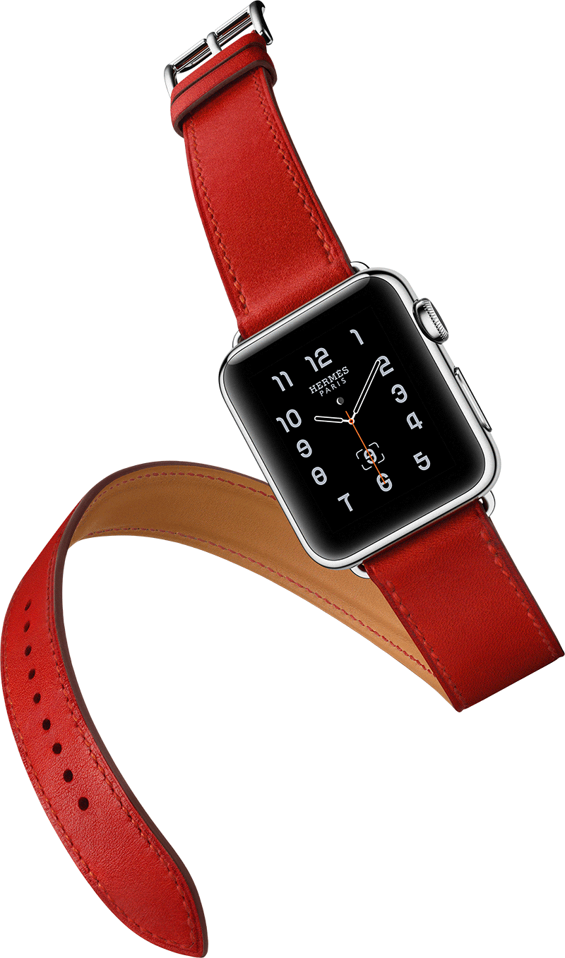 Apple Watch Hermès - Double tour | Apple watch bands