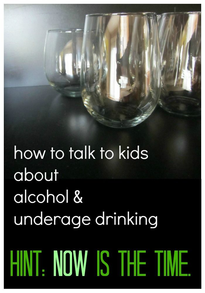 Underage drinking essay