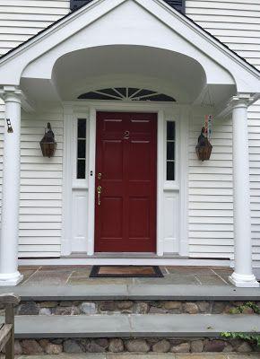 Color Forte Door Color Simply White Benjamin Moore Historic Homes
