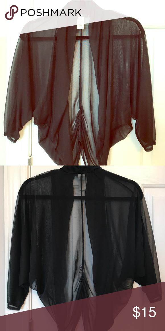 Sold My Posh Closet Shrug Sweater Dresses Tank Tops