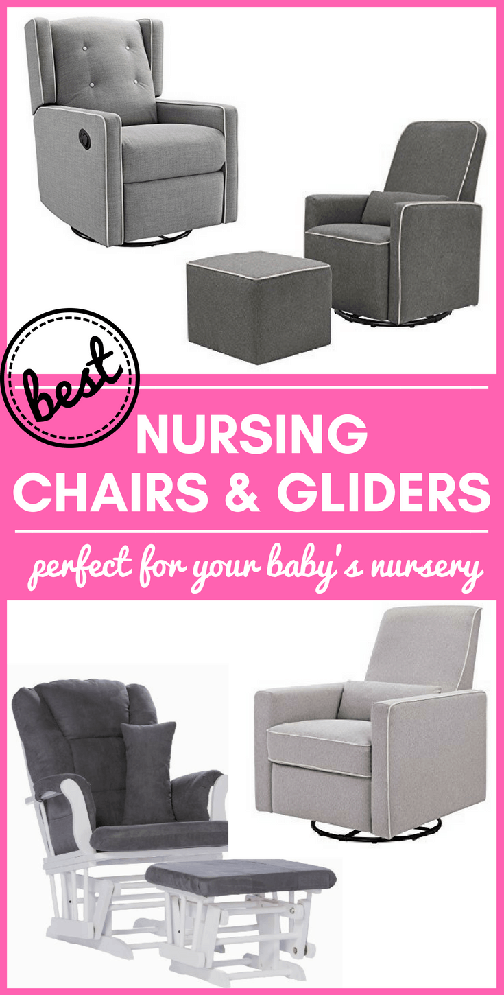 Best Nursing Chair Glider To Perfect Your Baby S Nursery Best