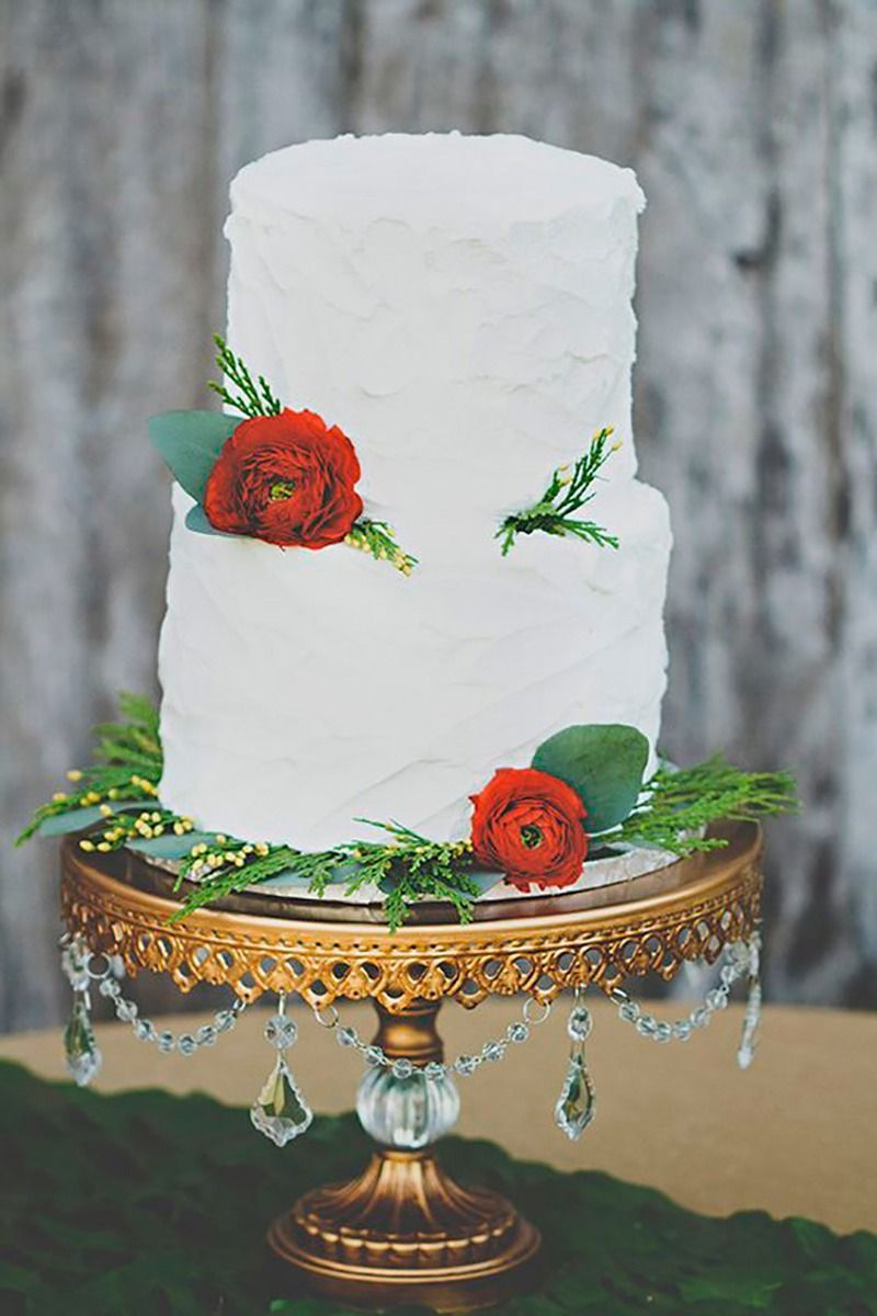 Rustic glam wedding cake by delightful bites cakery on an opulent