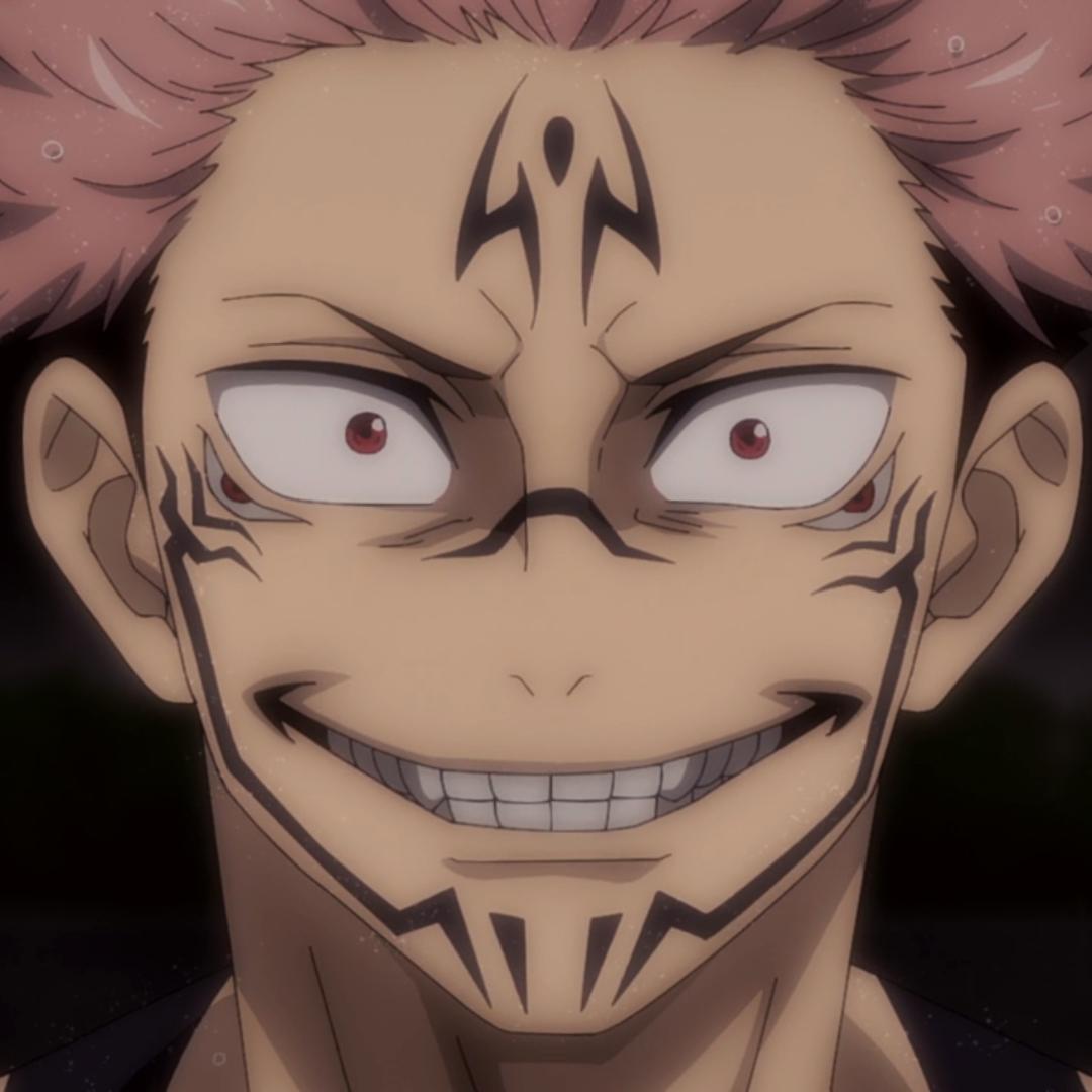 Sukuna Moments Jujutsu Anime Villain