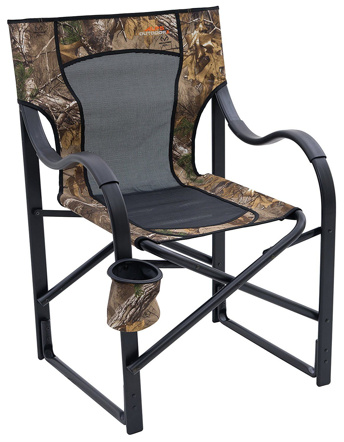 ALPS OutdoorZ Camp Chair (Realtree Xtra HD) *** Discover