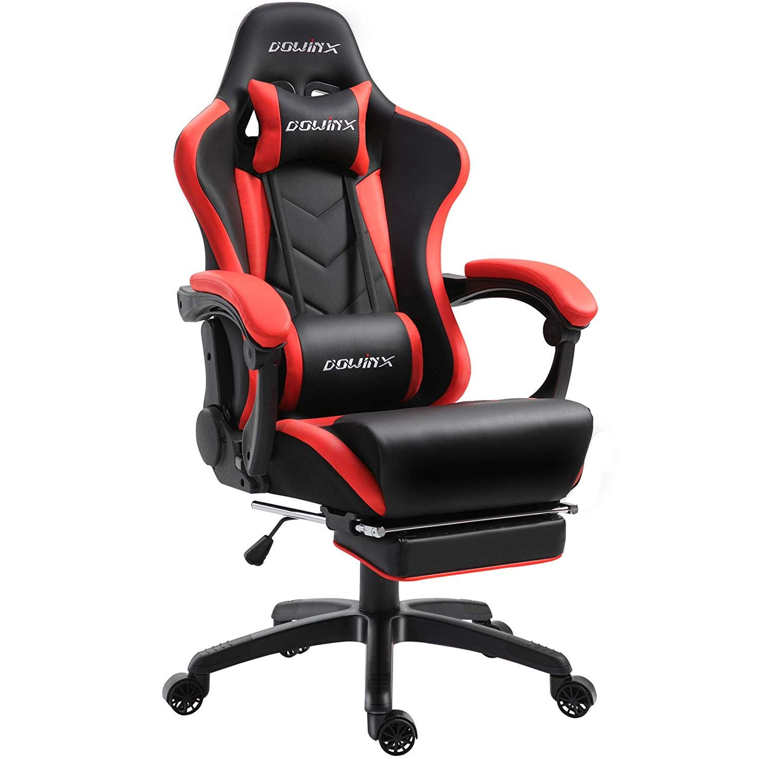 Dowinx Gaming Chair In 2020 Gaming Chair Gamer Chair Foot Rest