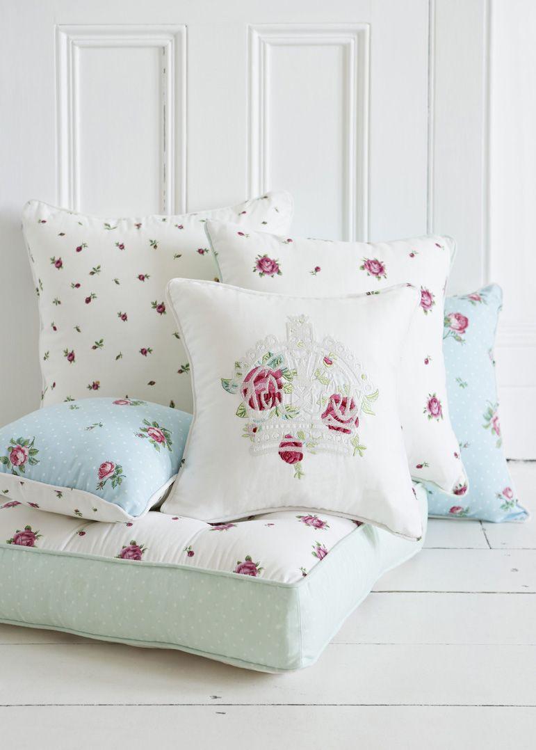 Royal Albert cushions