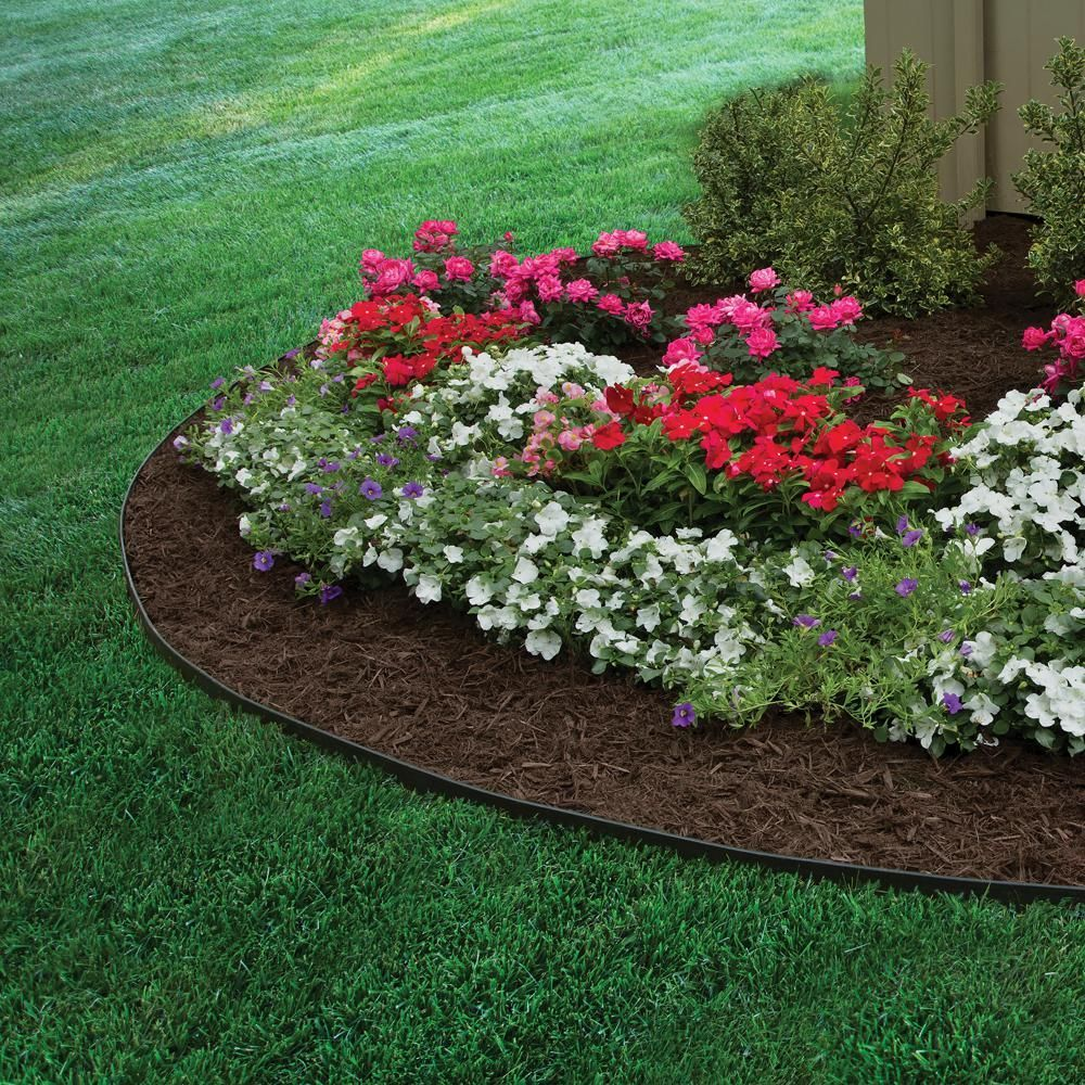 Vigoro 60 ft. NoDig Landscape Edging Kit300160HD