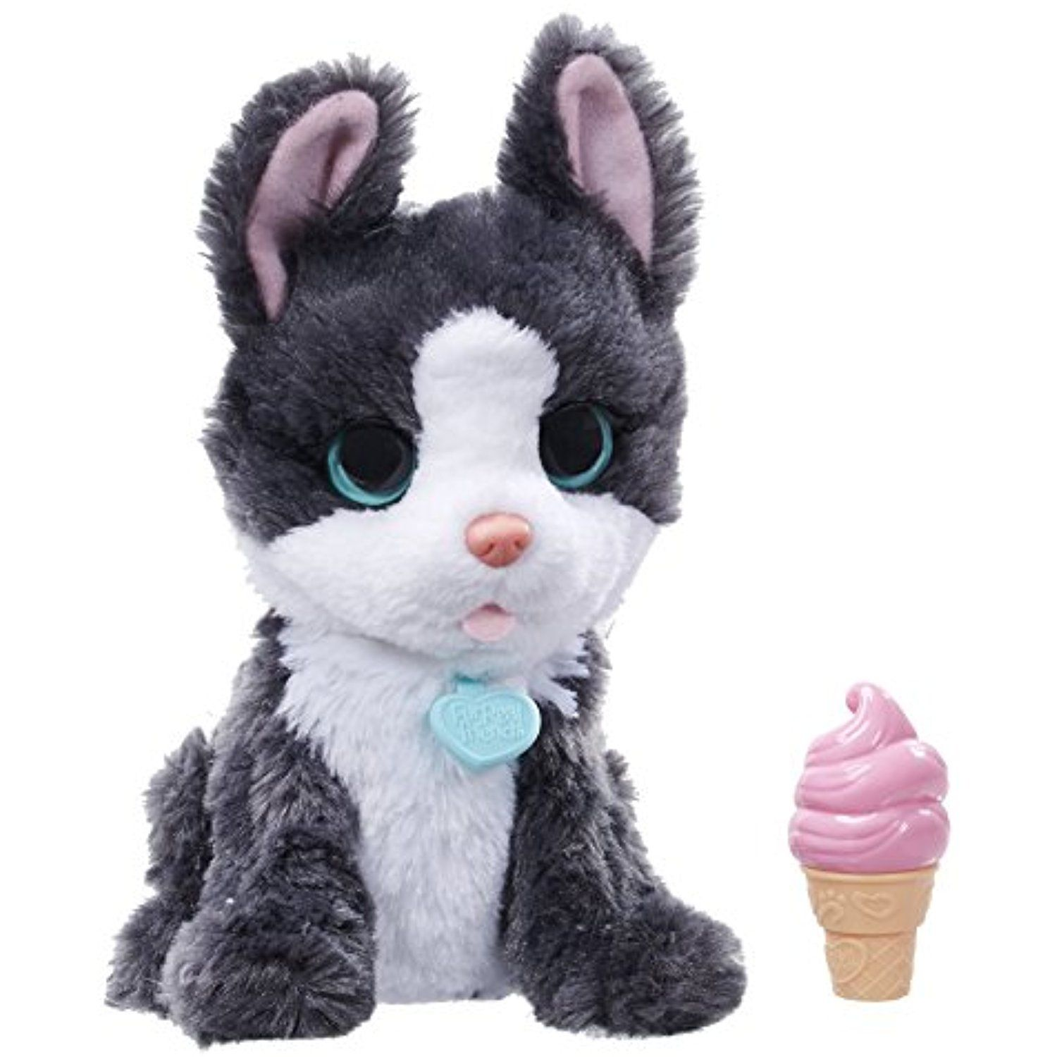 Furreal Friends Li L Big Paws Treat Time Frankie Pet For More Information Visit Image Link This Is An Fur Real Friends Baby Girl Toys Baby Doll Nursery
