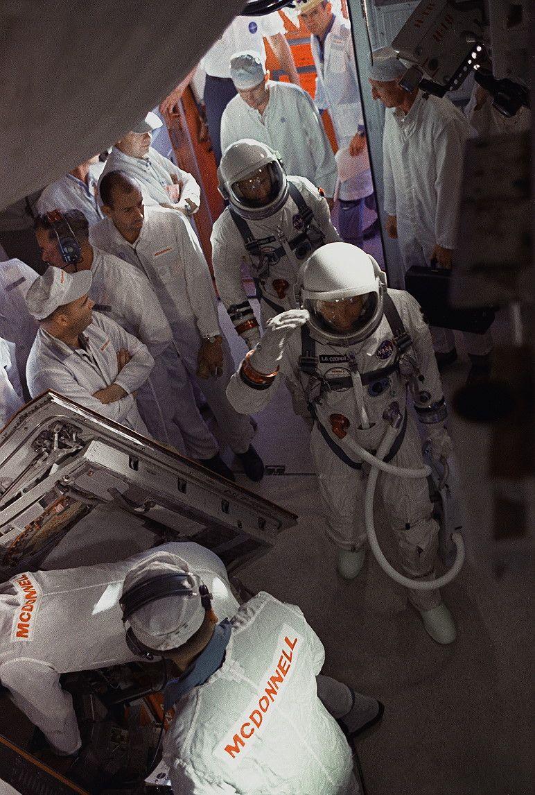 And Gordon Cooper Gemini 5 Astronauts Historical Memorabilia Signed Charles Conrad Jr Astronauts