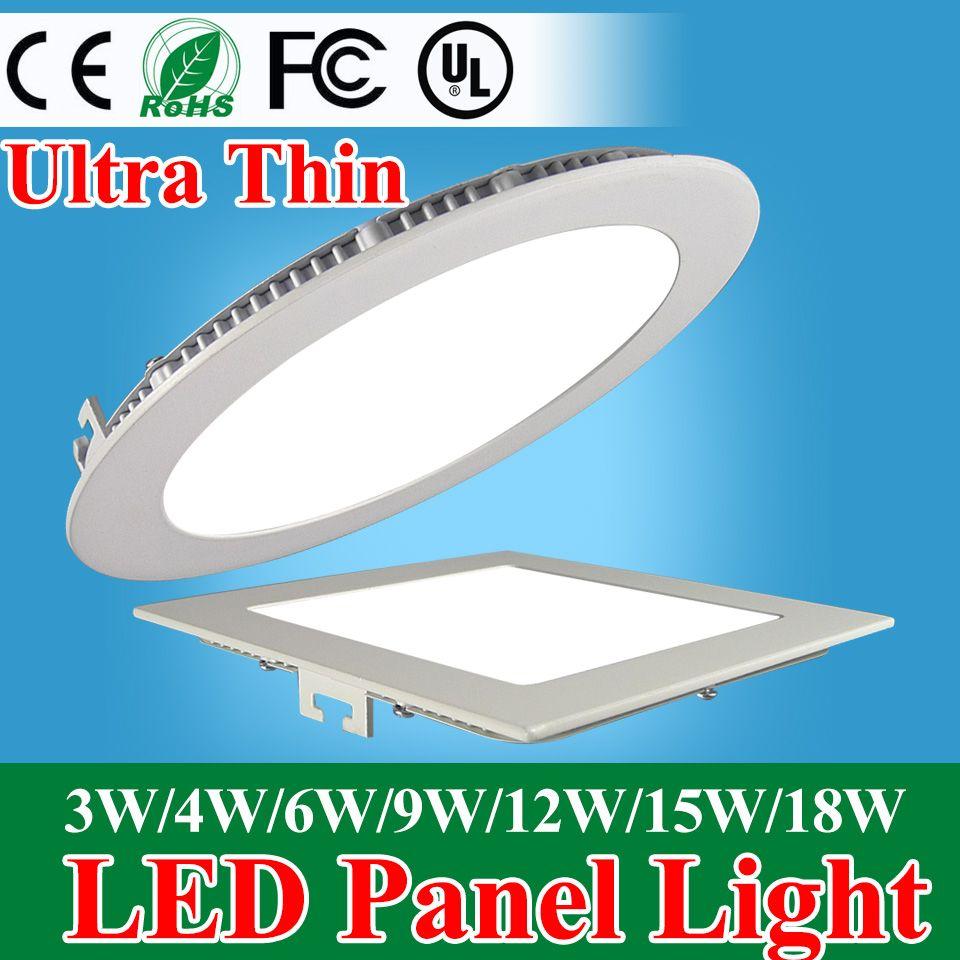led panel led recessed ceiling lights