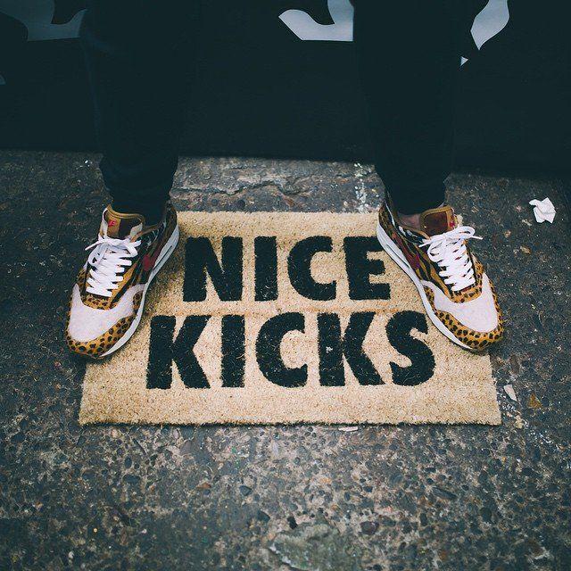 Nice Kicks Doormat Door Mat