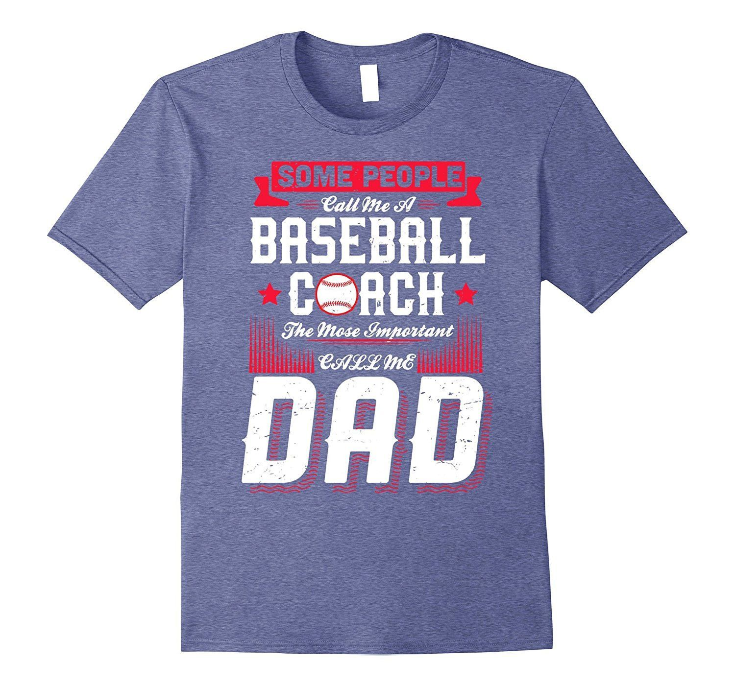 Baseball coach dad shirt gift shirt for father day dad