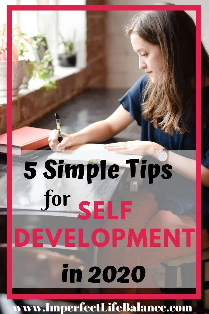 Simple SelfImprovement Tips for 2020 (With images) Self
