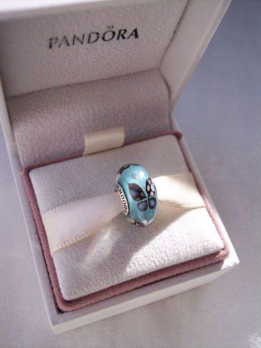 bracelet pandora perle murano