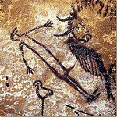 L Homme De Lascaux Grotte De Lascaux Lascaux Dessin Prehistorique