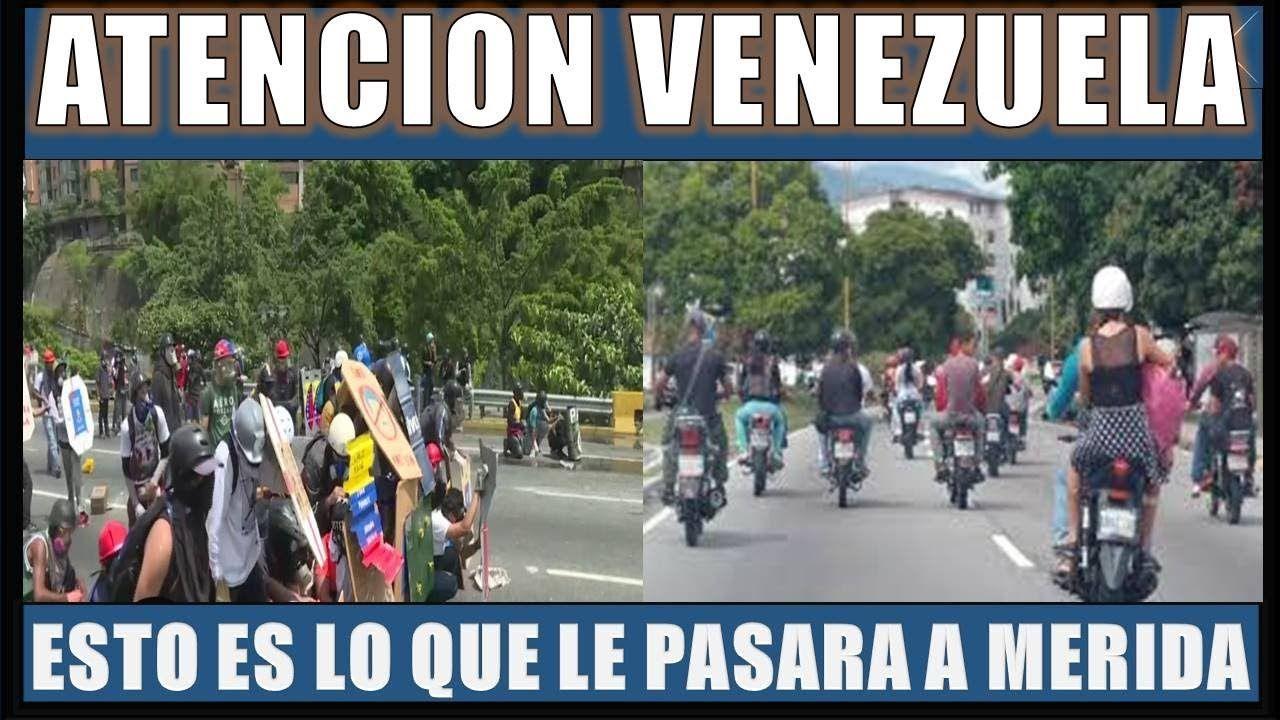 Ultimo Momento Esto Es Lo Que Pasara En Merida Ultima Noticias Venezuela 14 Enero 2018 Sports