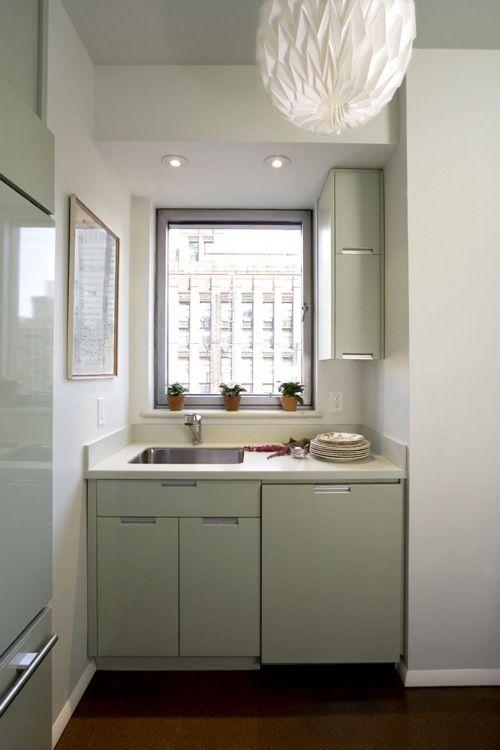 Kleine Küchen Designs - 10 beeindruckende und praktische Vorschläge ...