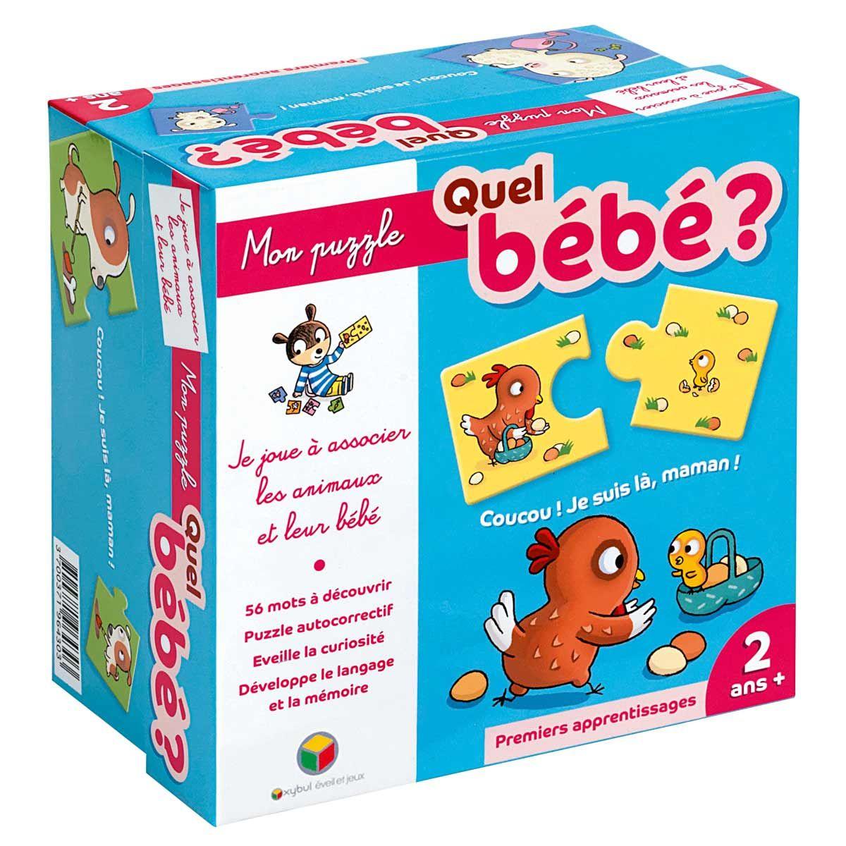 mon puzzle quel b b oxybul pour enfant de 2 ans 5 ans. Black Bedroom Furniture Sets. Home Design Ideas