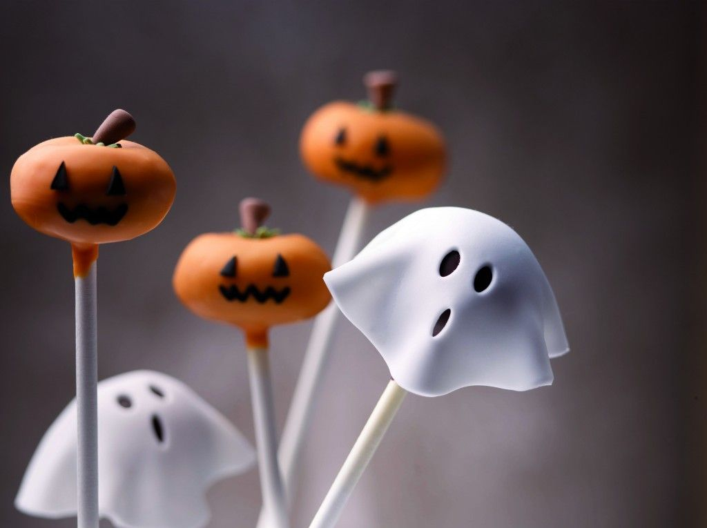 Recipes for cake pops for halloween