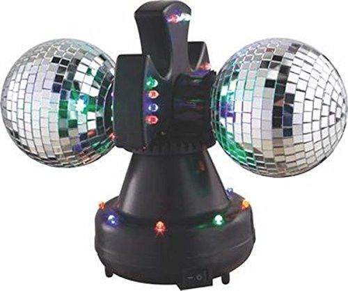 Visual Effects V0235 Mirror Ball Duo