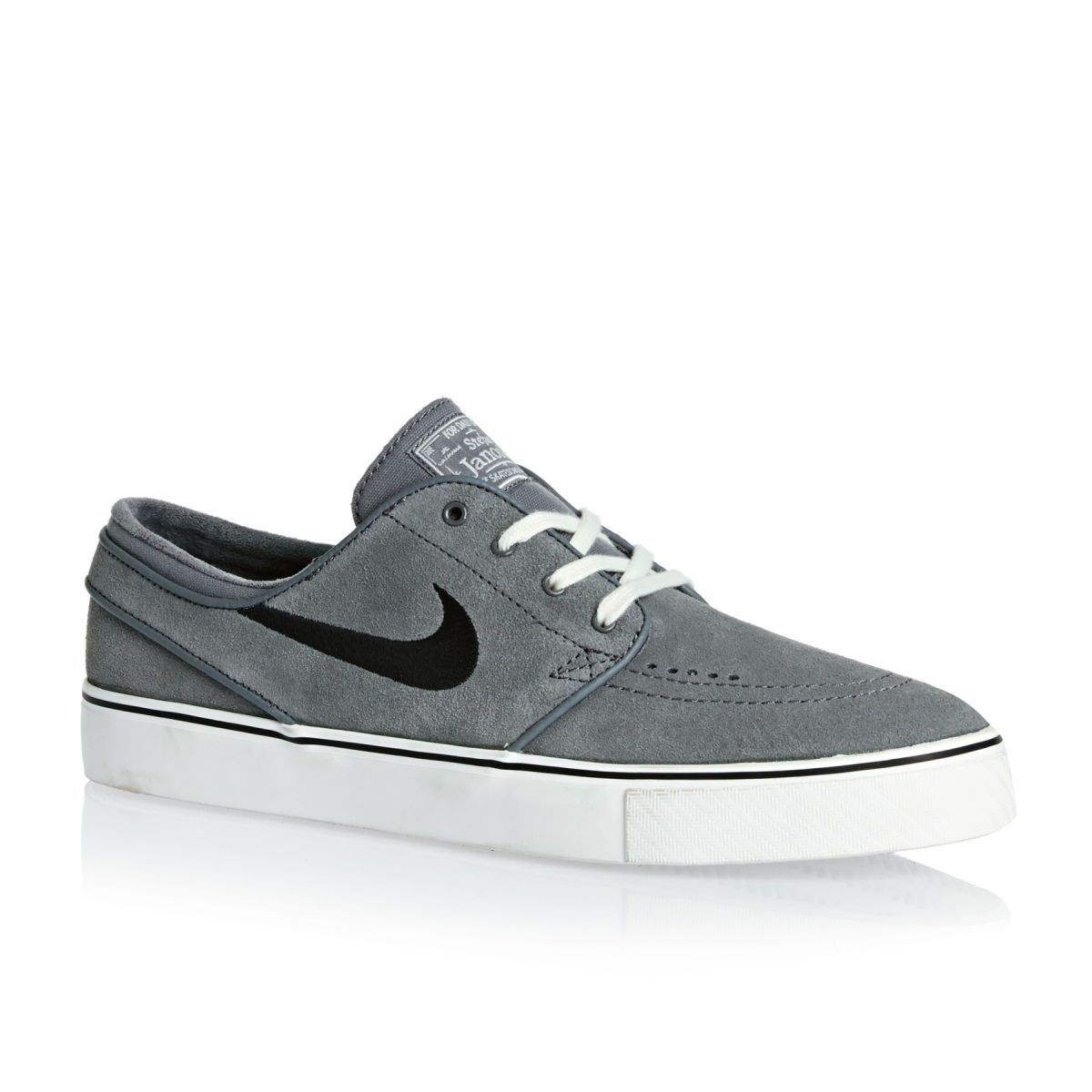 a5a933dbe83c Nike Skateboarding Zoom Stefan Janoski (suede) Shoes - Cool Grey black-summit  White-team Red