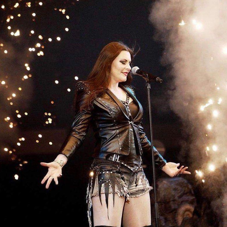 Nightwish Fans Usa On Instagram Photo From Nightwish Floor Floorjansen Opera Symphonic Metal Jansen Metal Girl