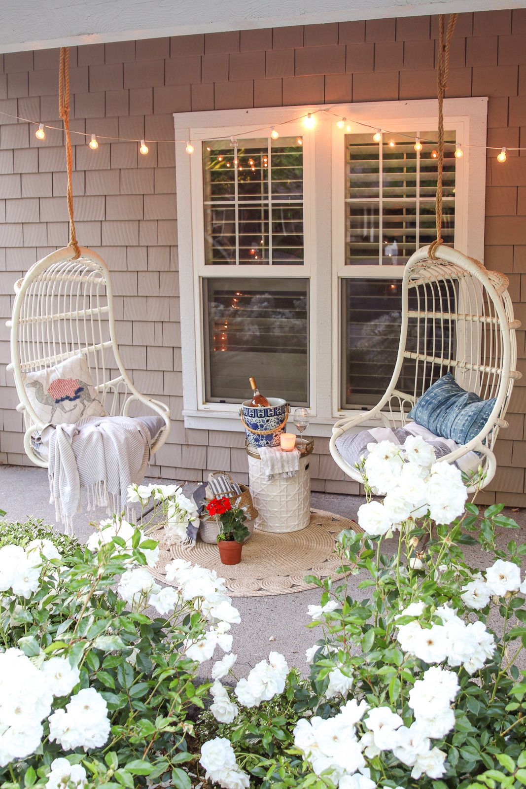 A trad modern home with girly touches and a closet to die