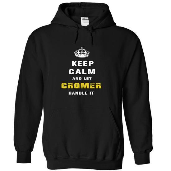 Im CROMER - #monogrammed gift #day gift. WANT THIS => https://www.sunfrog.com/Names/Im-CROMER-bykot-Black-Hoodie.html?68278