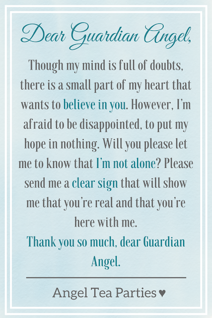 A prayer to connect with your guardian angel  #guardianangel
